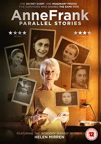 Anne Frank Parallel Stories [DVD]