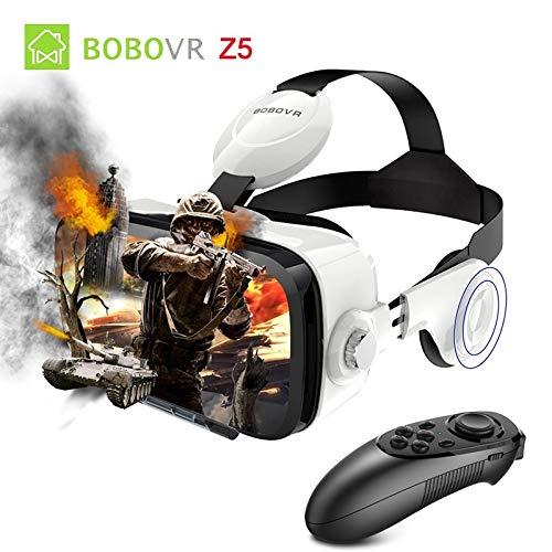 Xiaozhai BOBO VR Z4 Gläser mit Bluetooth Remote Google Karton Box Pro für iPhone Android Smartphone 2017 Biocular Immersive