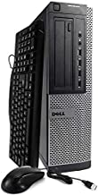 Dell Optiplex 990 SFF Desktop - Intel Core i5 3.1GHz., 16GB DDR3, 1TB Hard Drive, Windows 10 Pro 64-Bit, WiFi, DVD-ROM