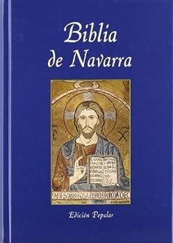 Biblia De Navarra  Tapa Dura