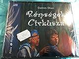Rémségek Cirkusza / Hungarian Audio Book edition of Cirque du Freak