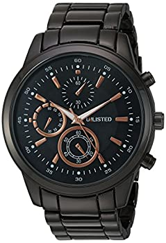 unlisted watches for men