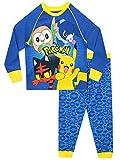Pokèmon Pijama para Niños - 5-6 Años