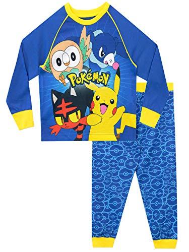 Pokmon Pijama para Nios - 5-6 Aos
