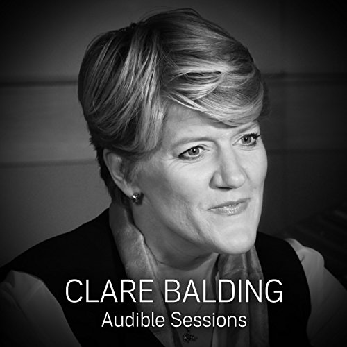 Clare Balding audiobook cover art