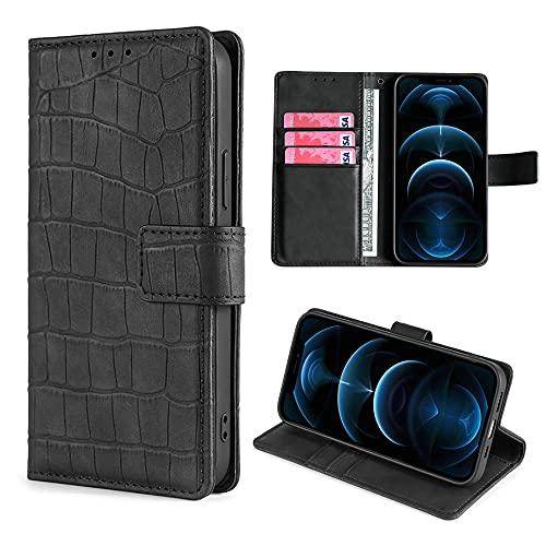 HUAYIJIE GKFGEY Flip Funda para Sony Xperia XZ Premium Funda Carcasa Case Cover [Negro]