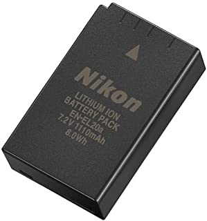 Nikon EN-EL20A Li-ion Pil 1V3kapağı kapatarak bileme için