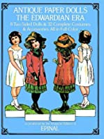 Antique Paper Dolls: The Edwardian Era