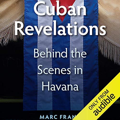 Cuban Revelations audiobook cover art