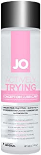 JO Actively Trying (TTC) Conception Water-Based Lubricant - 4oz