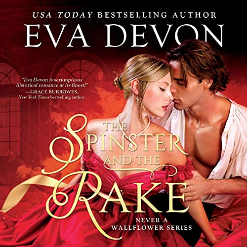 The Spinster and the Rake cover art