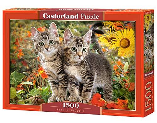 Castorland- Puzzle, CSC151899