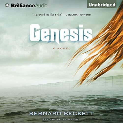 Genesis audiobook cover art