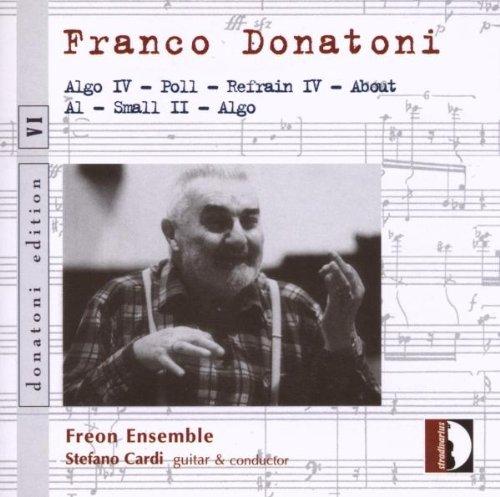 Freon Ensemble/ Stefano Cardi Chamber Music OtherContemp.Music