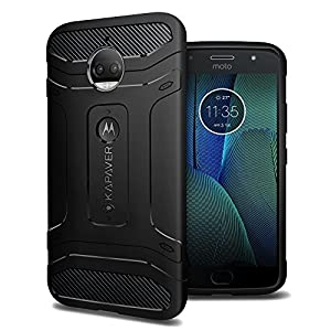 best website fec65 71f61 Spigen Rugged Armor Case for Motorola Moto G5S Plus: Amazon.in ...