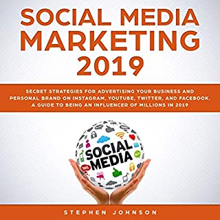Social Media Marketing 2019 cover art