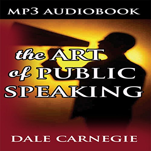 Public Speaking for Success audiobook cover art