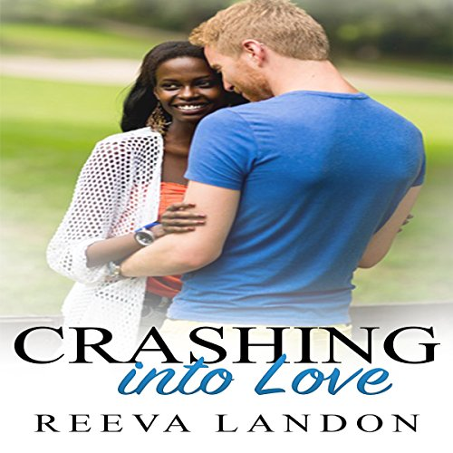 Crashing into Love audiobook cover art