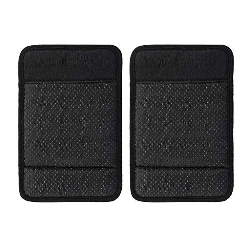 MERIGLARE 1 Pair of Light Stepped Handle Covers with Accessories for