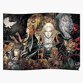 Dracula Art Castlevania Night Top Selling Handmade Home Decor Poster