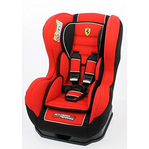 Ferrari Kindersitz Cosmo Sp, bis 18 kg, Rot