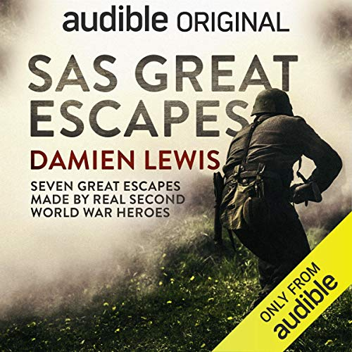 SAS Great Escapes cover art