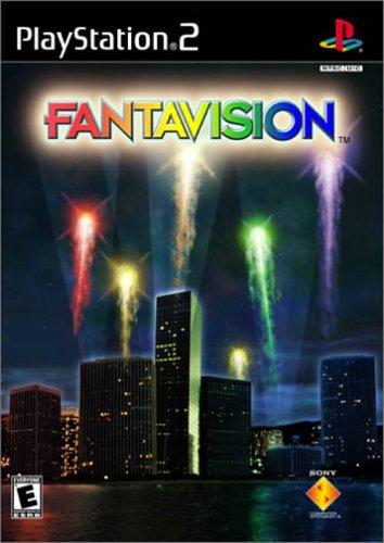 Fantavision - PlayStation2 - Sony Computer Entertainment UK - 2000 - Very Good Condition