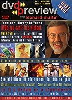 DVD Preview-Vol. 1 Winter 2001