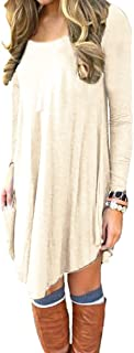 strapless tunic dress