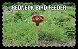 LILAMI Signs Supplies for Redneck Bird Feeder Country, Toilet Plunger, Bird Seed, plaques for Home Decor