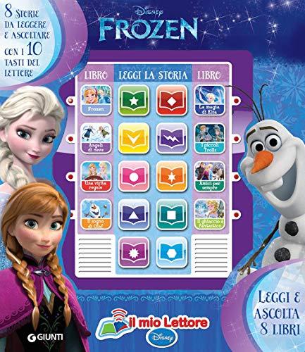 Frozen. Il mio lettore Disney. Ediz. illustrata