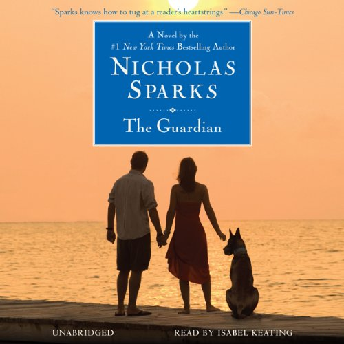 The Guardian                   By:                                                                                                                                 Nicholas Sparks                               Narrated by:                                                                                                                                 Isabel Keating                      Length: 12 hrs and 11 mins     1,219 ratings     Overall 4.4