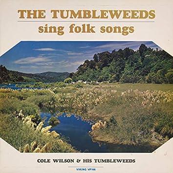 The Tumbleweeds Sing Folk Songs