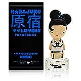 Gwen Stefani Harajuku Lovers Eau de Toilette for Her, 10ml–música