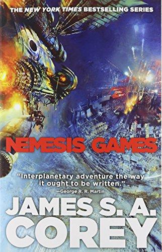 Nemesis Games (The Expanse (5))