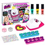 Dreamon Set de Pintauñas Niñas Esmalte Uñas con Secador de Uñas Maquillaje Juguetes Niña