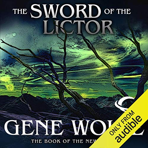 Page de couverture de The Sword of the Lictor