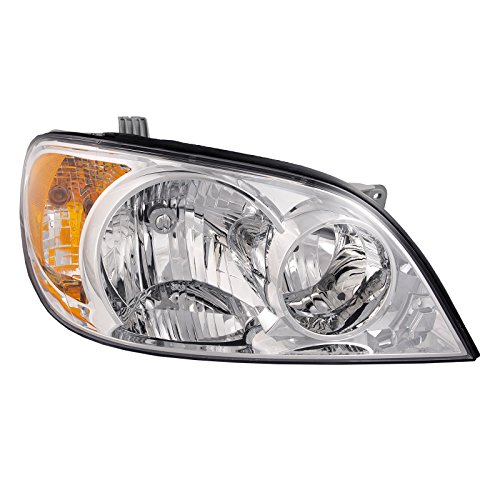 05 kia sedona headlight assembly - 2