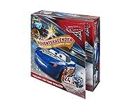Adventskalender Fabulous Lightning McQueen von Revell Junior Kit - Disney Cars 3 - 24 Tage cooler Bastelspaß für Kinder ab 4 Jahren, Bausatz zum Schrauben, Basteln und Spielen, robust - 01012