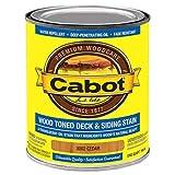 Cabot #3002 Clear Solution Cedar Tone 1Gallon