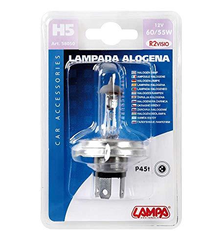 Lampa 58050 P45T Ampoule H5, 12 V, 60/55 W
