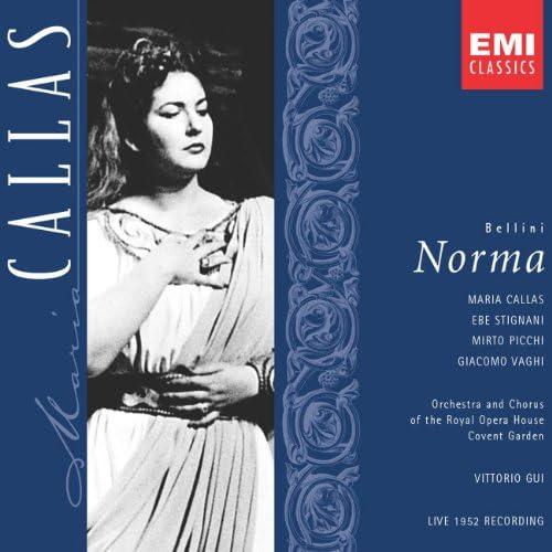 Maria Callas/Vittorio Gui/Orchestra of the Royal Opera House, Covent Garden/Chorus of the Royal Opera House, Covent Garden & Vincenzo Bellini
