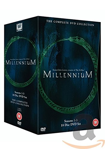 Millennium - Season 1-3 (18 DVDs)