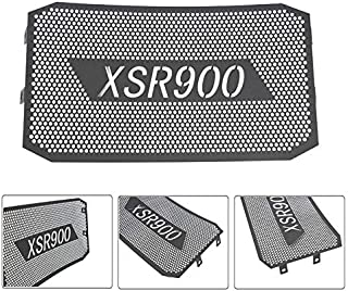 Worldmotop Motorcycle Radiator Grille Guard Cover Radiator Guard Protective for YAMAHA XSR900 XSR 900 2016 2017 2018,Oil Cooler Guard Protector