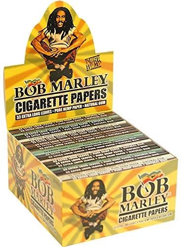 Bob Marley - Papel de fumar (5 paquetes)
