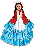 VENEZIANO Costume Carnevale da COLOMBINA Baby Vestito per Bambina Ragazza 1-6 Anni Travestimento Halloween Cosplay Festa Party 5046 5 Anni