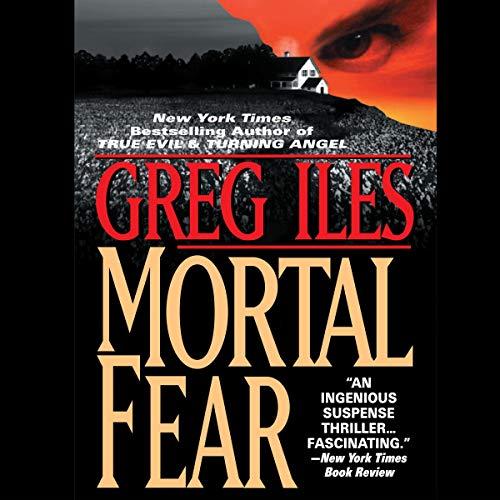 Mortal Fear audiobook cover art