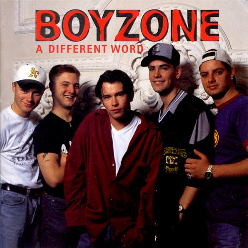 Boyzone audiobook cover art