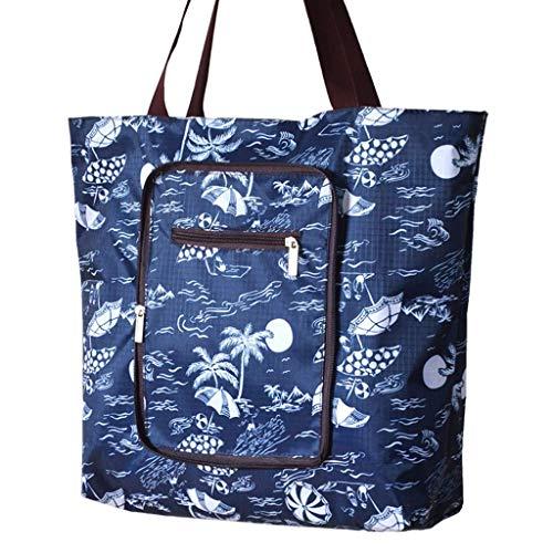 XXT Umweltschutz-Beutel-Retro- Nette eine Schulter Tasche Stoff Umweltschutz Tasche (Color : D)