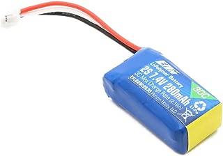 E-flite 280mAh 2S 7.4V 30C LiPo Battery, EFLB2802S30
